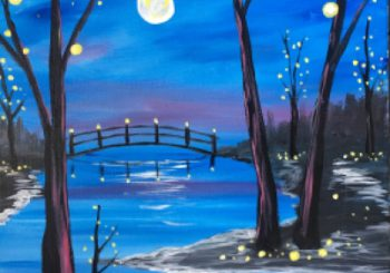 Paint Nite is Back!