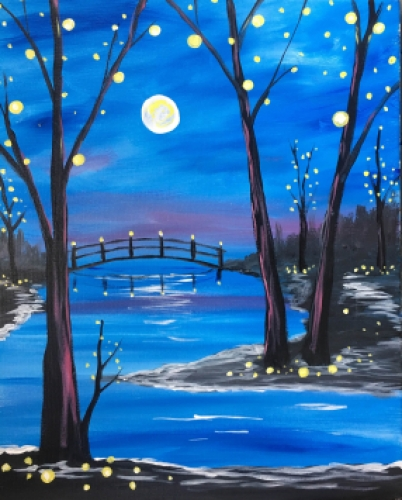 Paint Night Ideas Holidays