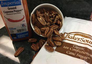 One Lincoln Recipes – Candied Pecans