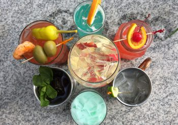 New Summer Cocktail Menu