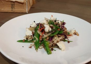 One Lincoln Recipes – Farro & Vegetable Salad