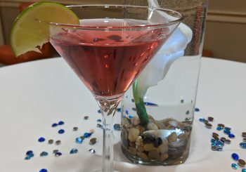 Featured Cocktail – Pomegranate Blush
