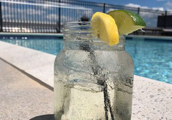 July Featured Cocktail – Diamond Fizz