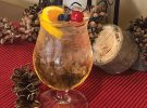 September Featured Cocktail – Game Day Sangria