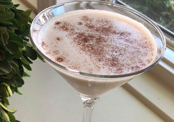 October Featured Cocktail – Espresso Martini