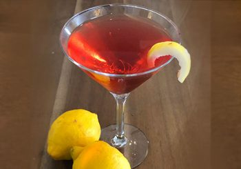 November Featured Cocktail – The French Cosmo